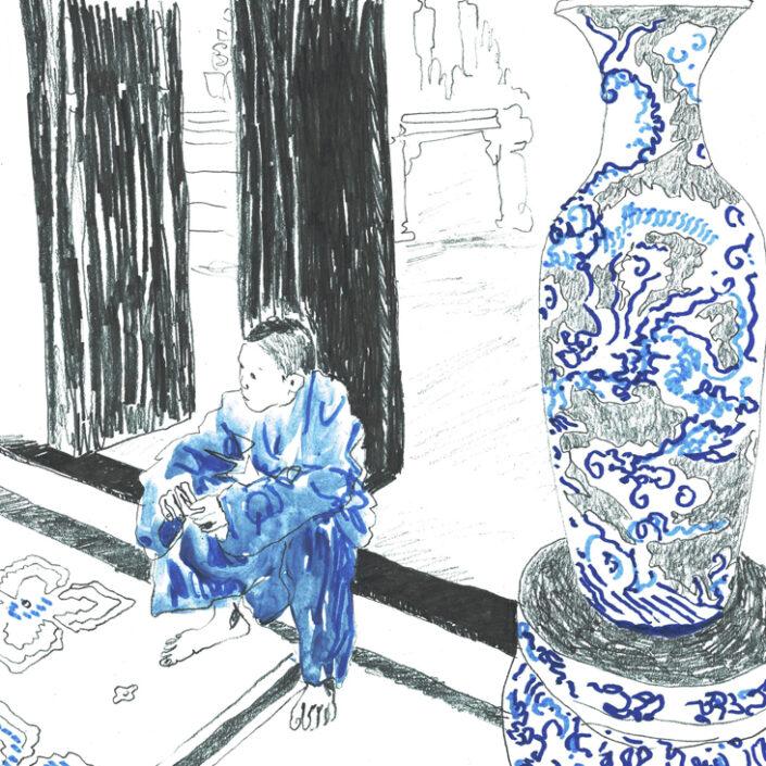 VIETNAM CARNET DE VOYAGE   illustrations