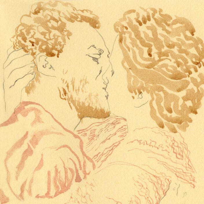 LOVERS   illustrations